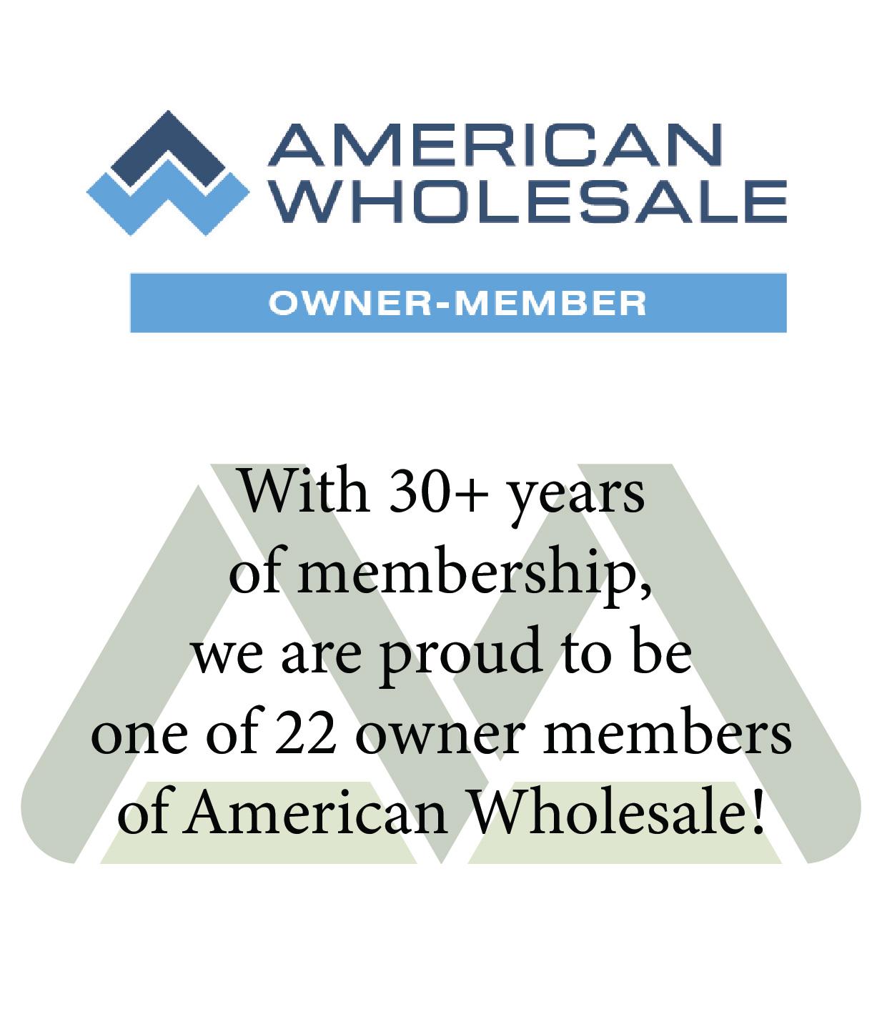 American Wholesale Member