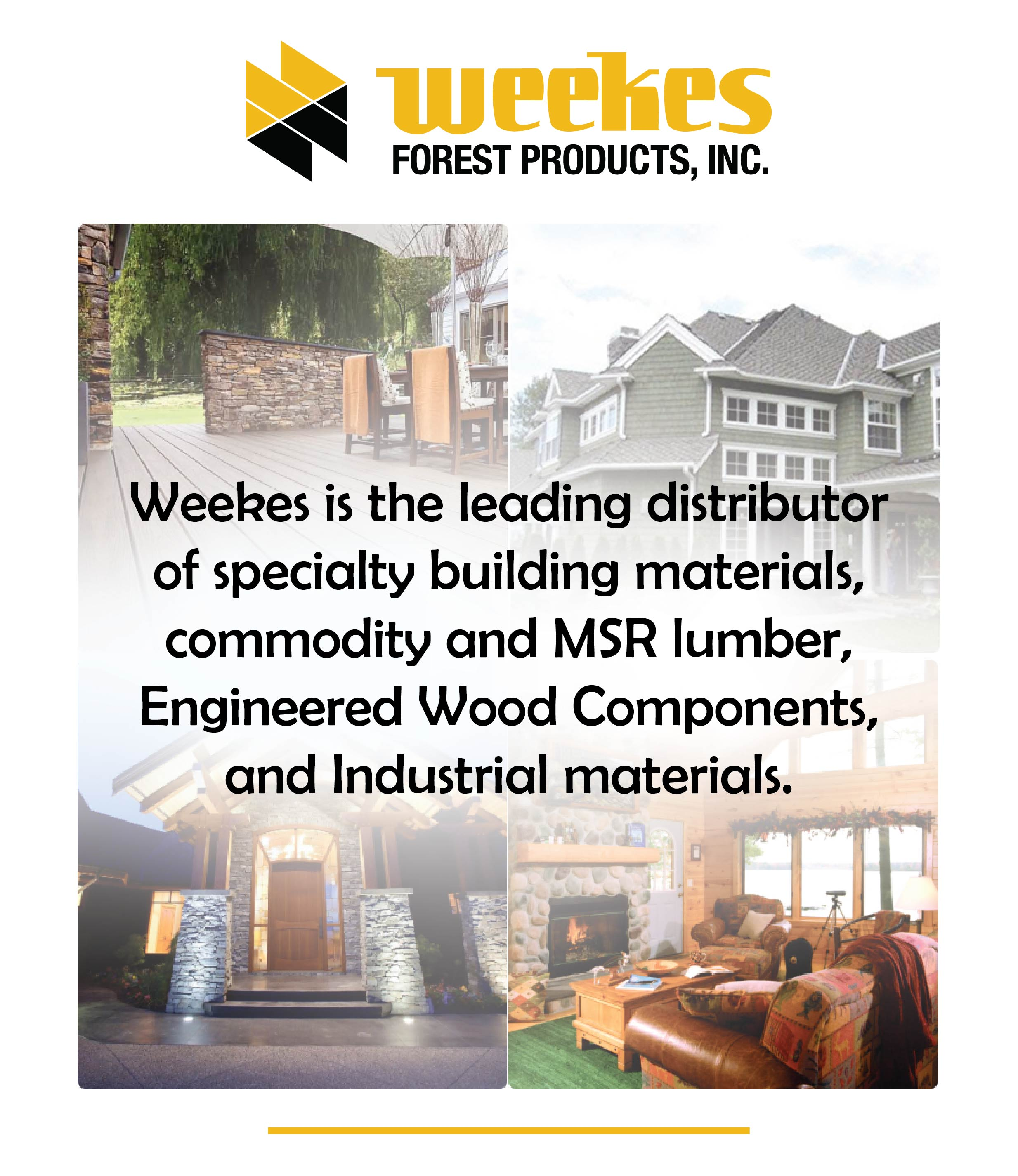 Weekes Forest Products